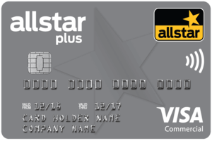Allstar Plus - our unique 'all in one' business credit and fuel card