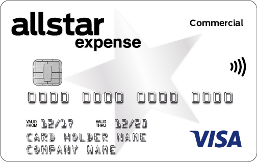 Allstar Expense - business credit card