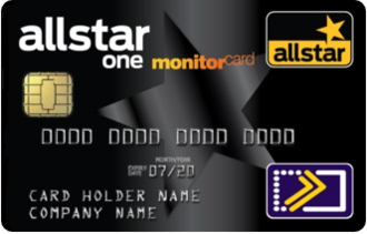 Allstar One Monitor Fuel Card